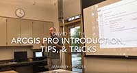 ArcGIS Pro Workshop Video
