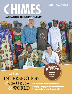 Chimes fall 2011 cover