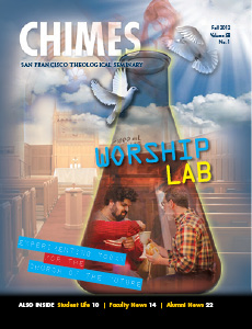 Chimes fall 2012 cover