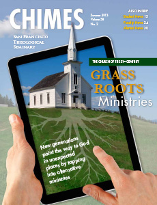Chimes summer 2013 cover
