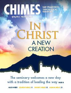 Chimes spring 2014 cover