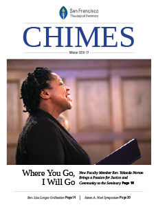 Chimes winter 2016 cover