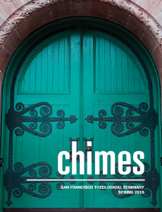 Chimes spring 2016 cover