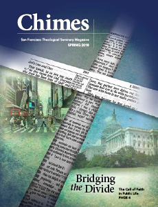 chimes spring 2018 cover