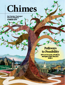 Chimes summer 2019 cover