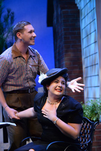Dunnington in All My Sons