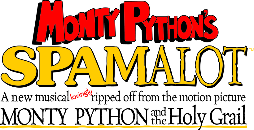 Spamalot official logo